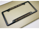 Black & Gold 1960 Legacy - Car Frames