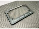 Anodized Aluminum Motorcycle Frames