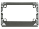 Camouflage - Anodized Aluminum Motorcycle Frames