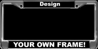 Standard Car Metal Frames