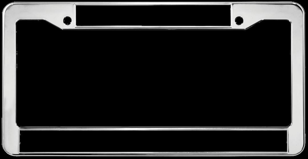Standard Car Plastic Frames