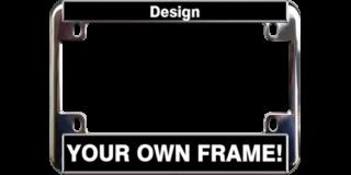 Standard Motorcycle Metal Frames