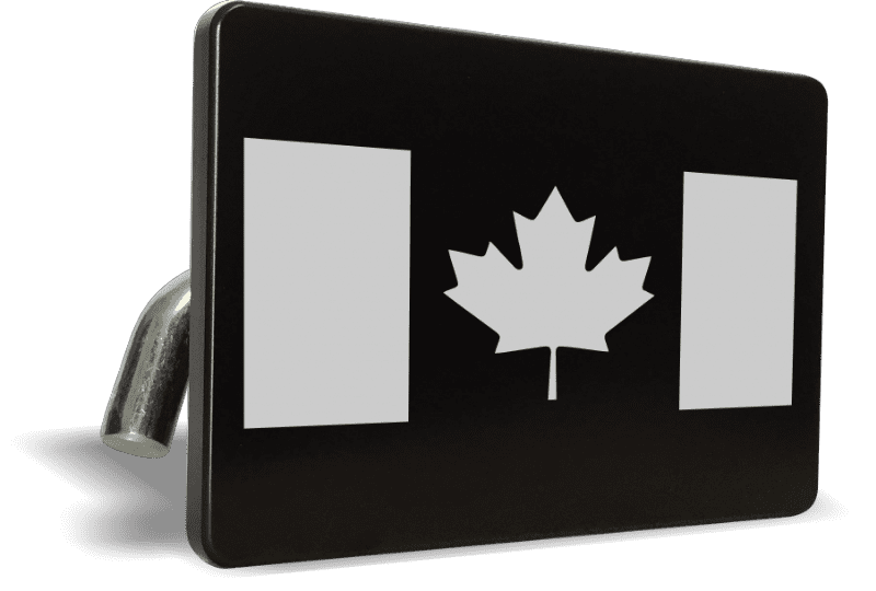 Canadian Flag - Tow Hitch Cover