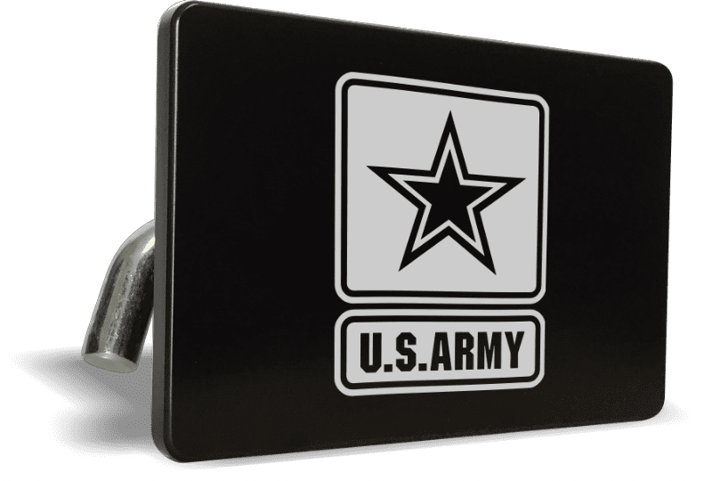 US Army - Tow Hitch Cover