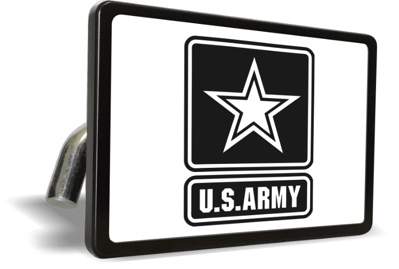 US Army WB - Tow Hitch Cover