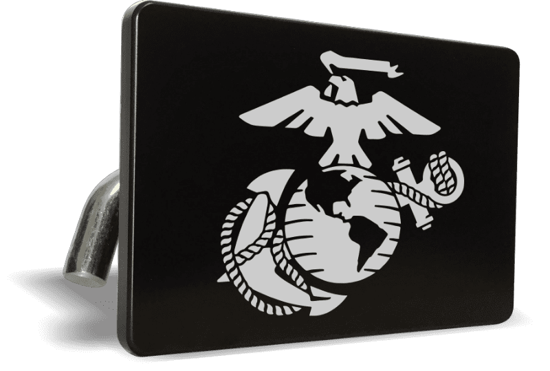 US Marine Corps - Tow Hitch Cover
